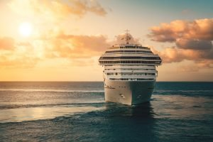 Cruise Ship at Sea - Join Us for the IOG 2020 Cruise