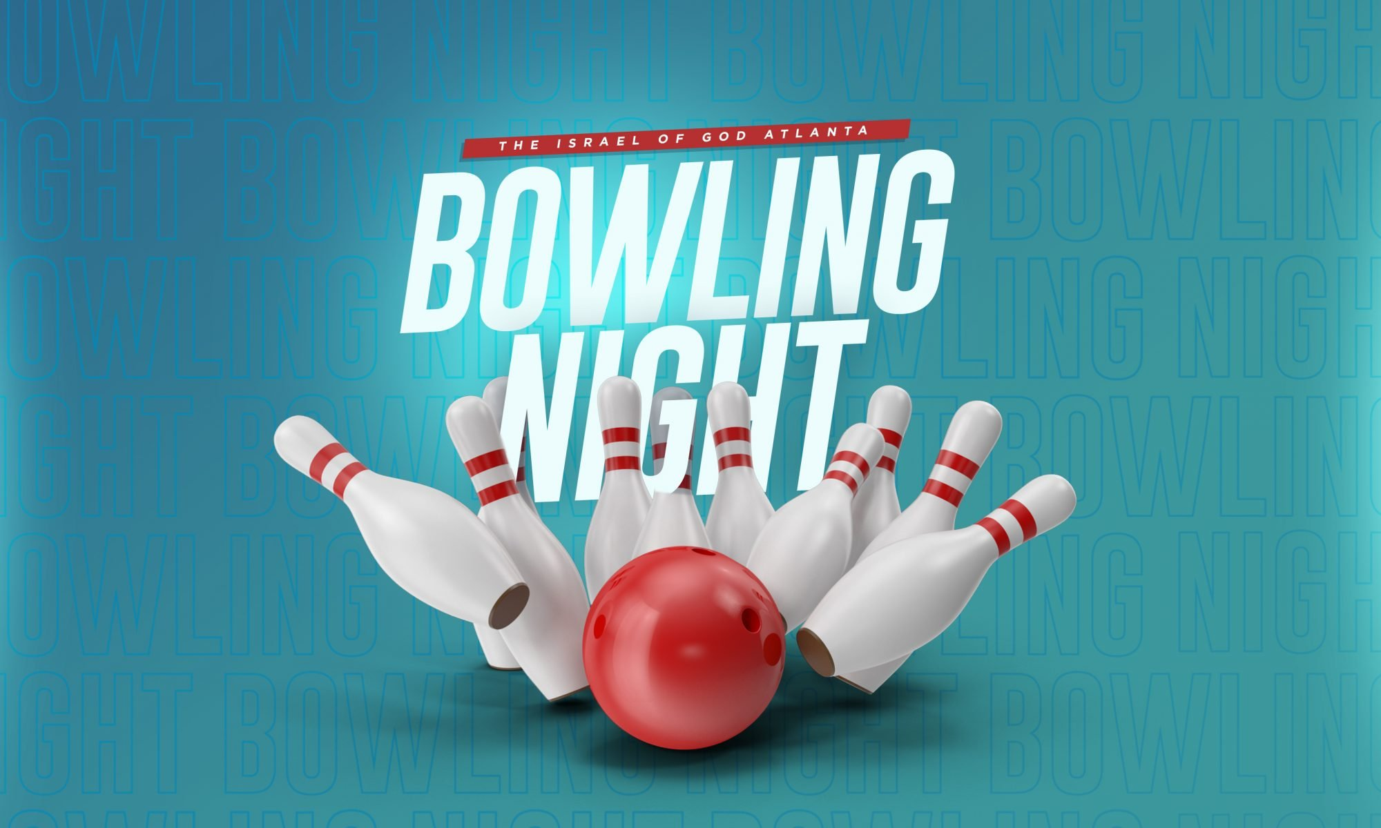 IOG Bowling Night Graphic